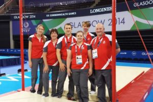 The Glasgow 2014 Medical Team