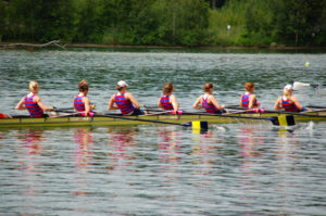 Rowing Eight